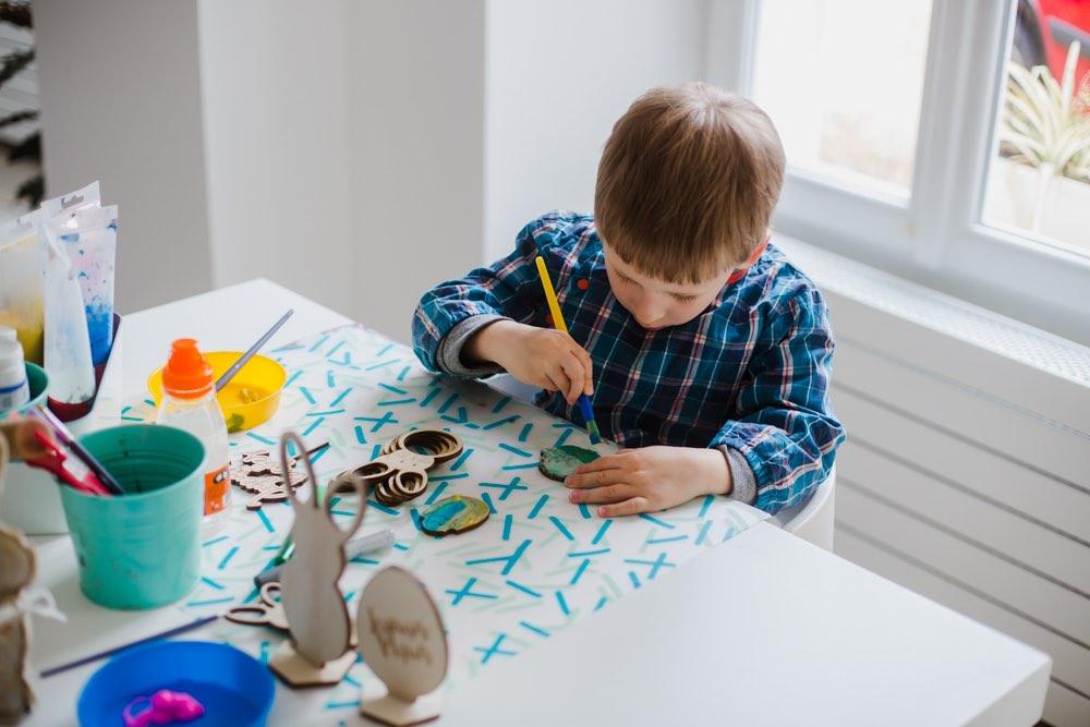 Atelier de Pâques pour enfant